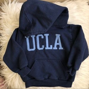 UCLA Infant Hooded Sweater